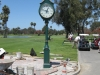 Coronado Golf Course Clock After