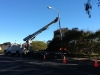 Street Lighting Pole Removal