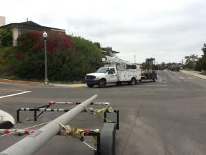 Ornamental Street Light Pole Installations